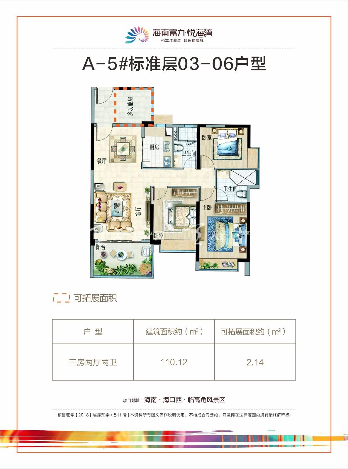 A-5三房两厅两卫建筑面积约110㎡.jpg