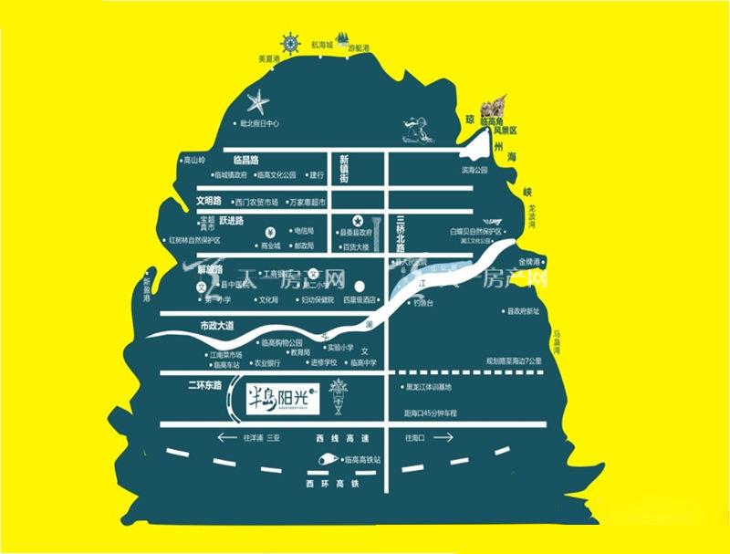 半岛阳光交通图 (1).jpg