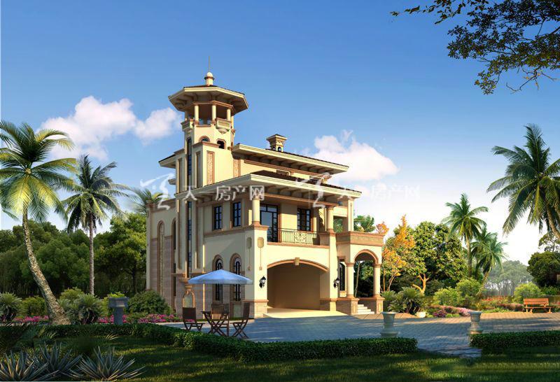 碧桂园珊瑚宫殿别墅