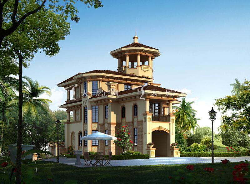 碧桂园珊瑚宫殿别墅图片