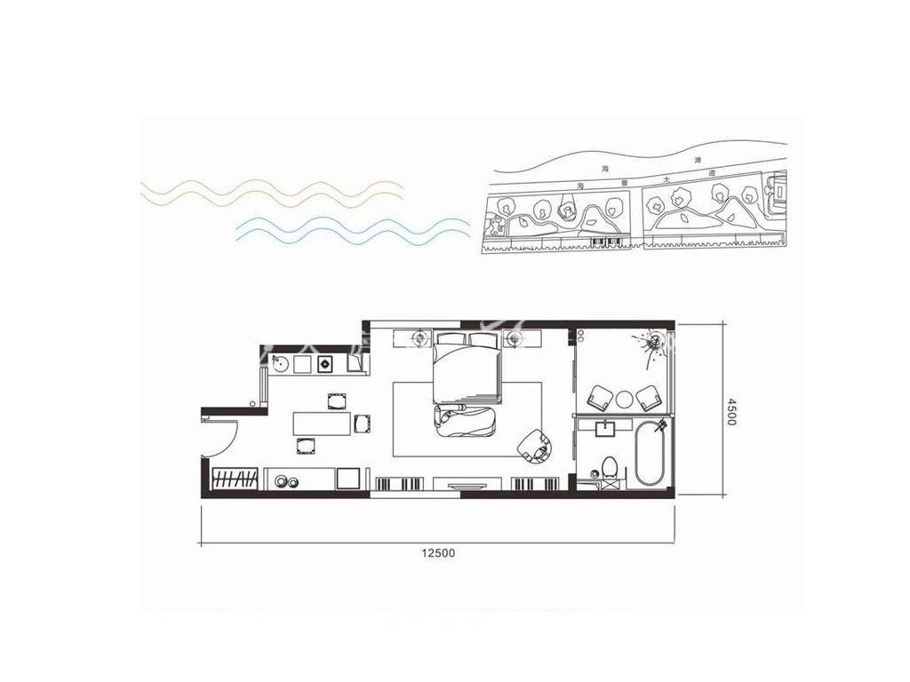 B9户型1室1厅1卫1厨建筑面积59.13㎡.jpg